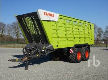 CLAAS CARGOS 750 - autochargeuse