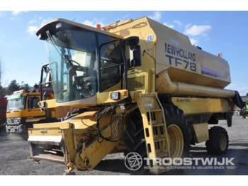 New Holland TF78 - ensileuse