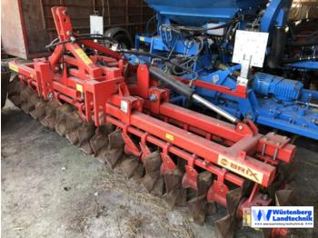 Rouleau agricole Brix Frontwalze Twin 400/8 F-H