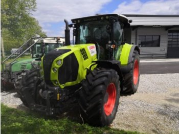 Tracteur agricole CLAAS ARION 650 C MATIC