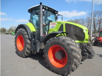 Tracteur agricole CLAAS AXION 930 CMATIC