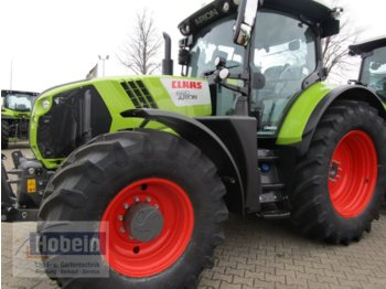 Tracteur agricole CLAAS Arion 660 Cmatic Cebis: photos 1
