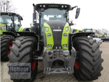Tracteur agricole CLAAS Axion 800 Concept