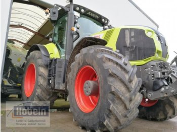 Tracteur agricole CLAAS Axion 850 C-MATIC: photos 1