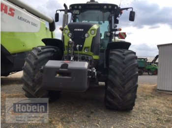 Tracteur agricole CLAAS Axion 850 Hexashift