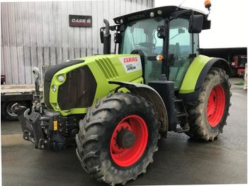Claas ARION 650 CEBIS - tracteur agricole