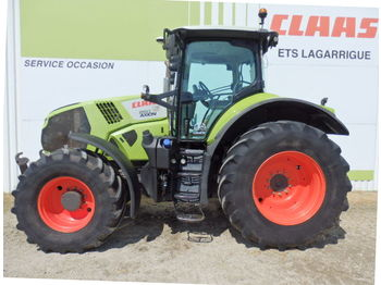 Claas AXION 850 CMATIC - tracteur agricole