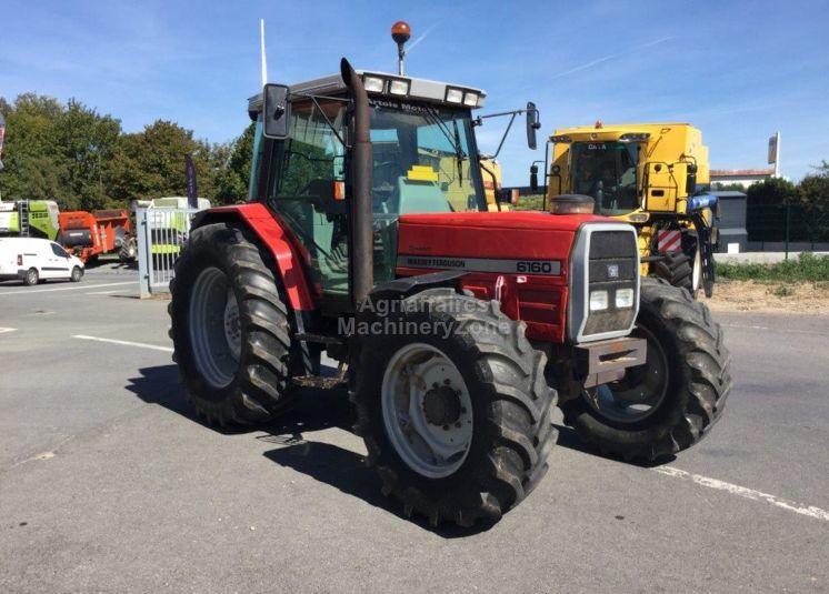 Tracteur agricole Massey Ferguson 6160, 1997, 16500 EUR à vendre sur