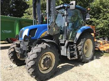 NEW HOLLAND T6010 PLUS 4WD Agricultural Tractor - tracteur agricole