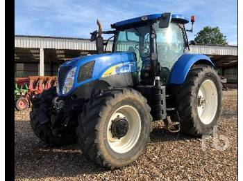 NEW HOLLAND T6090 - tracteur agricole