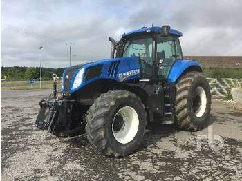 NEW HOLLAND T8.300 4WD Agricultural Tractor - tracteur agricole