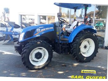 New Holland T4.75 POWERSTAR - tracteur agricole