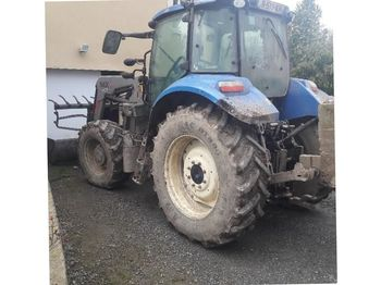New Holland T595 - tracteur agricole