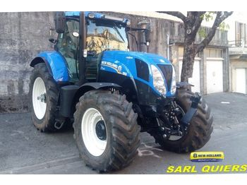 New Holland T7 200 Auto Command SIDEWINDER II - tracteur agricole