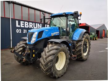 New Holland T7.250 - tracteur agricole