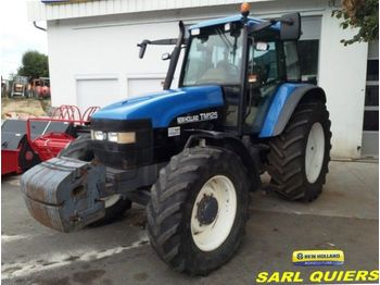 New Holland TM 125 - tracteur agricole